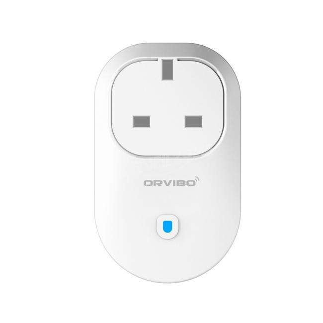 Orvibo B25 UK Standard Smart Power Socket Plug 4G WiFi Remote Control Switch