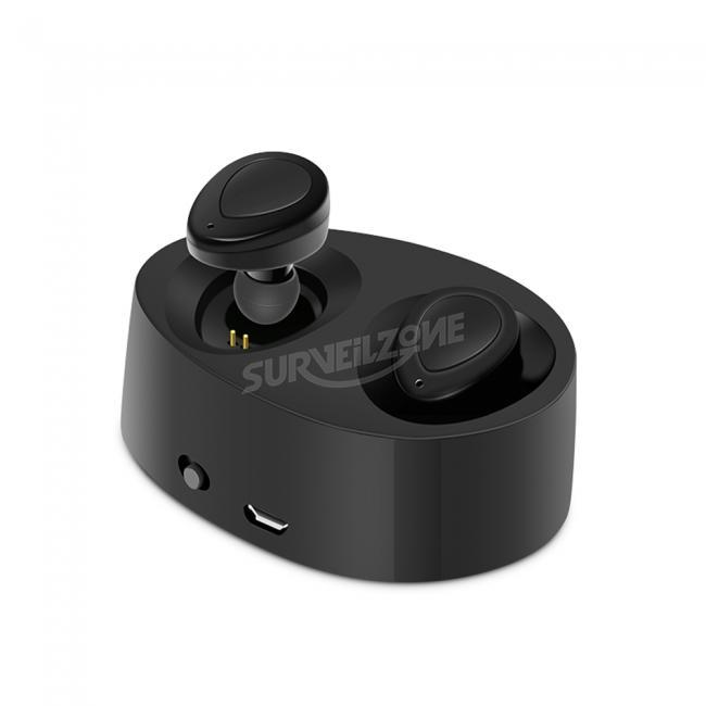 Neutral K2TWS Bluetooth Earphone With Recharging Storage Box For Bluetooth Phone