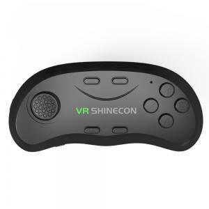 VR Shinecon Bluetooth Remote Control Gamepads For 3D Glasses IOS Android PC