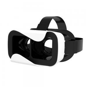 VR SHINECON 3 FOV90 IPD Adjustable 3D Google Cardboard VR Glasses For 4-6 Inch Phone