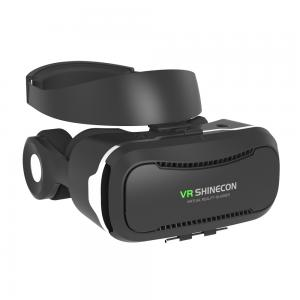 VR Shinecon SCG02E 3D Glasses Virtual Reality Goggles For 4-6 Inch Phone