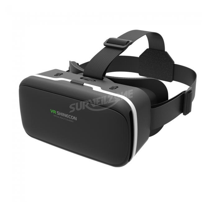 VR Shinecon G04 Virtual Reality 3D Glasses With Headset For 3.5-6 Inch Phone