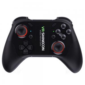 VR Shinecon SC C08 Wireless Remote Control Joystick Gamepad For IOS Android PC TV