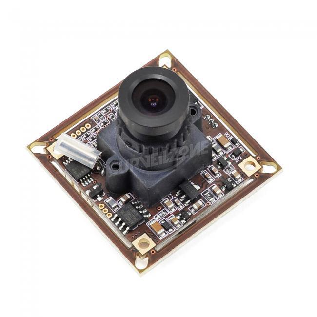 Foxeer Classic XAT600 600TVL FPV CCD Camera WDR Block