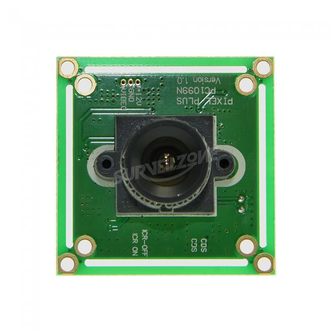 800TVL Camera 5-20V with 2.8mm Wide Anlge Lens for FPV
