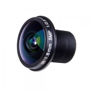 MTV Mount 1.8mm Wide Angle Lens