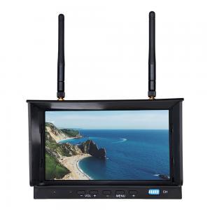 """SkyZone Sky-702 5.8G Diversity Receiver 32CH 7"""" LCD FPV Monitor"""