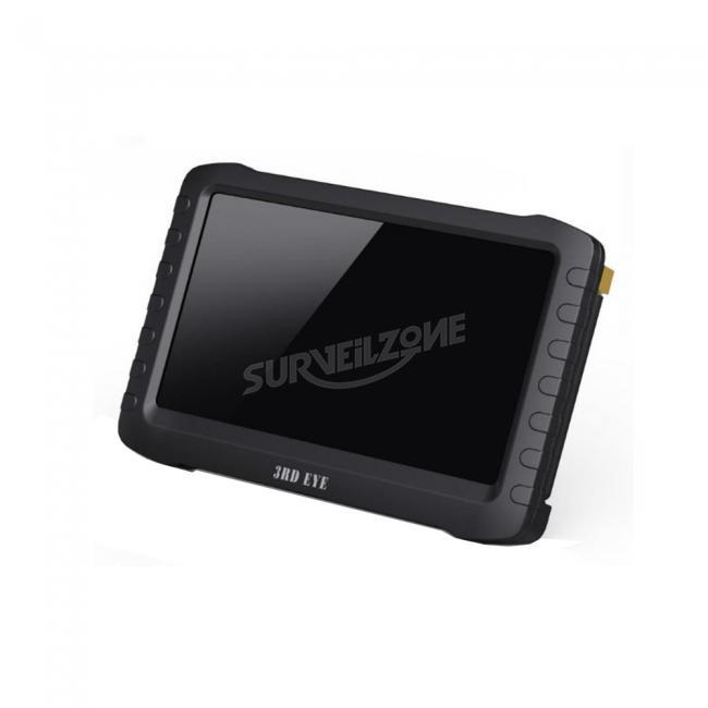 5 inch HD 2.4G Wireless Mini DVR Monitor No Blue Screen