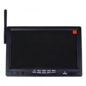 Boscam RC800 5.8Ghz 32ch Wireless Receiver 7-inch Non-Blue Monitor with DVR