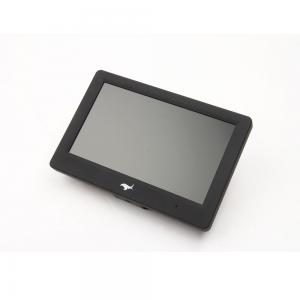 5.8G 32ch 7 Inch High Brightness FPV Monitor Snow Screen Inbuilt DVR