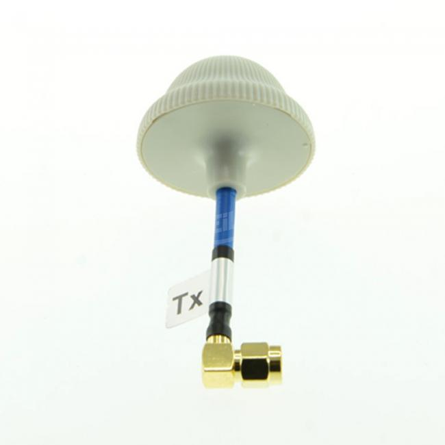 5.8G 32CH AV 600mW Mini Wireless Tx with RHCP Antenna