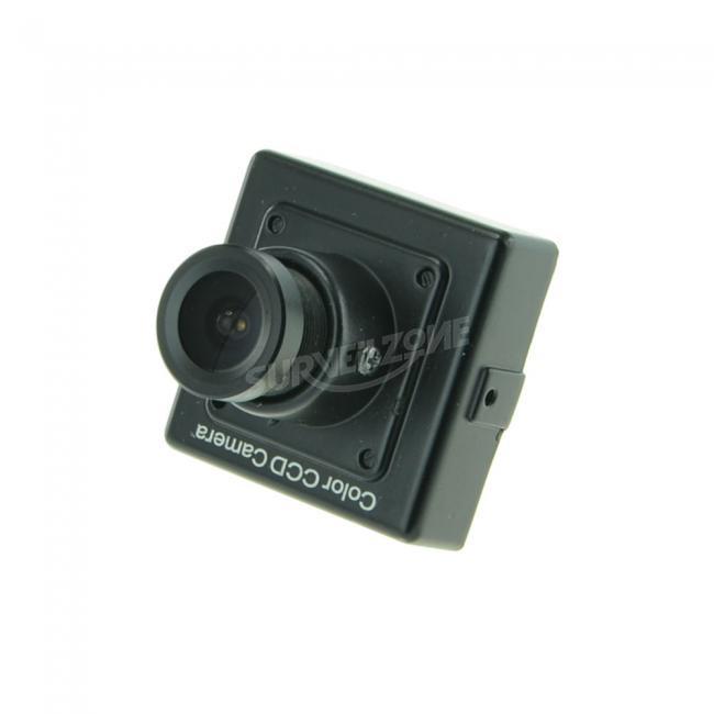 DC5V Sony 960H CCD Effio-V 800TVL WDR FPV Mini Camera 2.8mm Lens Audio