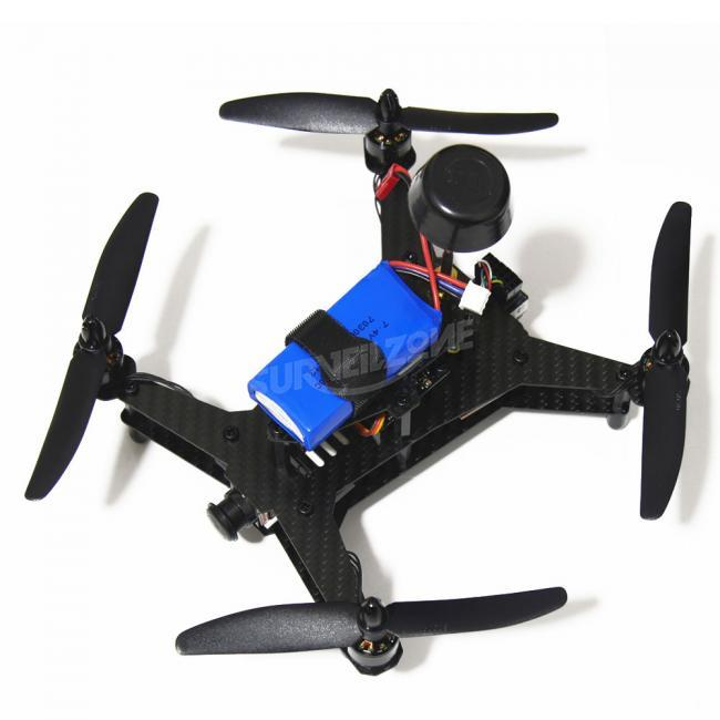 Mini200 Ultra Light Weight 40g Carbon Fiber 200mm Quadcopter Multicopter Frame