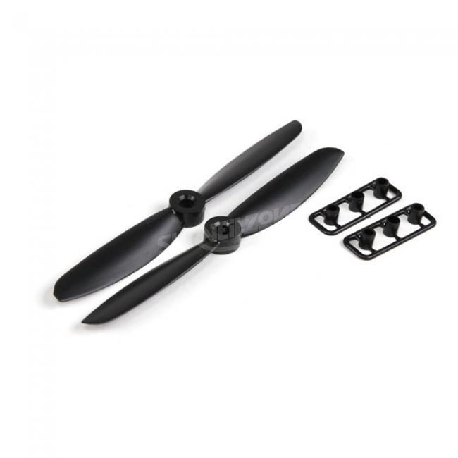Gemfan 4 pairs 4045 CW/CCW Props for Mini 200 RC250/280 QAV250
