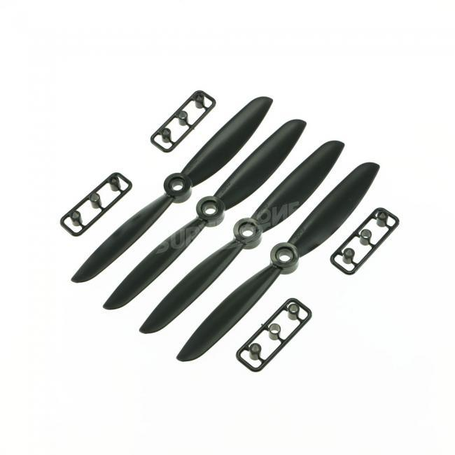 Gemfan 4 pairs 5045 CW/CCW Props for Mini 200 RC250/280 QAV250
