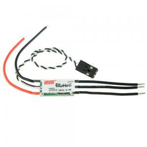 DYS BL20A Mini 20A BLHeli ESC OPTO 2-4s for QAV160 180 250 300 330 Frames