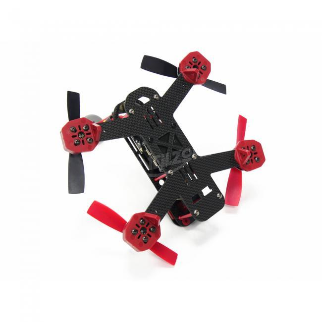 RC DL180 Full Carbon Fiber Power Quad Frame for FPV Racing