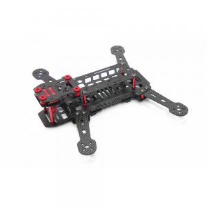 RC DL215 Ultra Light Full Carbon Fiber Quad Frame for FPV Racing