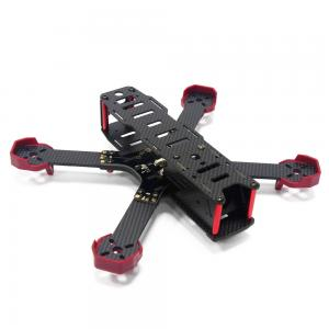 DALRC XR215 Full Carbon Fiber Quad Frame for FPV Racing FPV Build in OSD BEC BB Ring