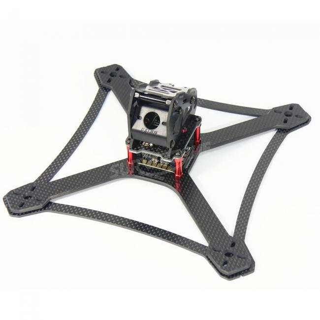 DALRC XR220 X Frame for FPV Racing FPV in Build OSD BEC BB Ring