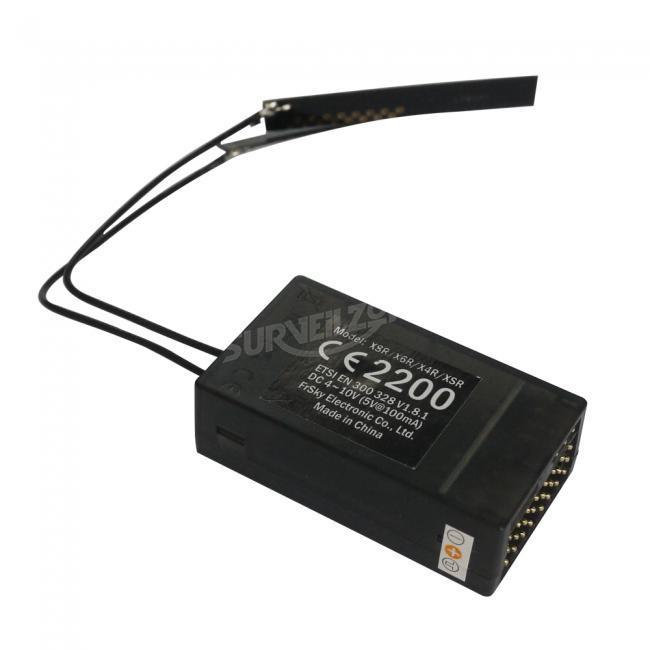 FrSky X8R 2.4G 16CH SBUS Smart Port Telemetry Receiver