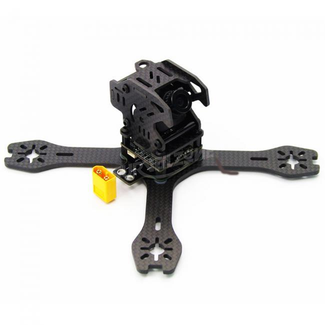 130mm Full Carbon Fiber X Frame for FPV Racing