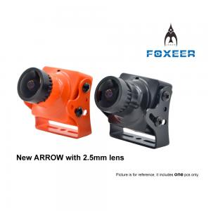 Foxeer Sony CCD Arrow camera Built-in OSD Audio 5~40V