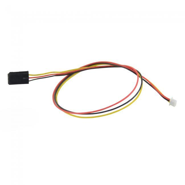 Customized 30cm Power Video 3pin 1.25mm to 2.54mm servo FPV cable