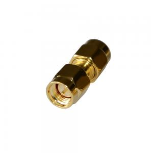 2pcs Straight Adapter for Antenna SMA RPSMA