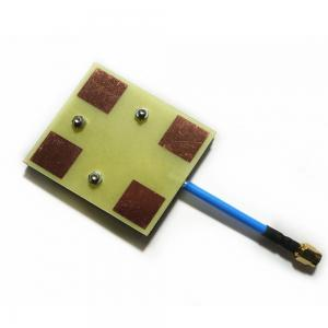 5.8Ghz 14dbi Ultra-light Rx Panel Antenna for Fixed-wing Multirotor