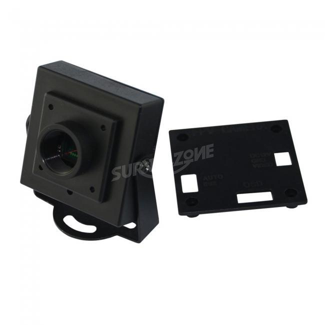 Ultra light Plastic Case for 600tvl Sony Super Had II CCD Board Camera