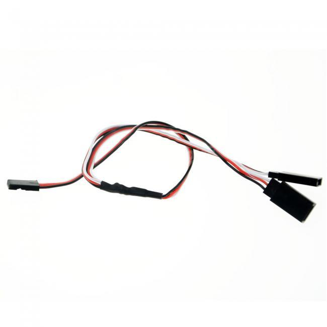30cm Servo Extension Lead Y Cable
