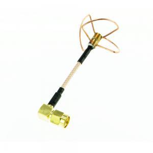 5.8G Circular Polarized VTx RHCP Antenna Right Angle SMA RPSMA