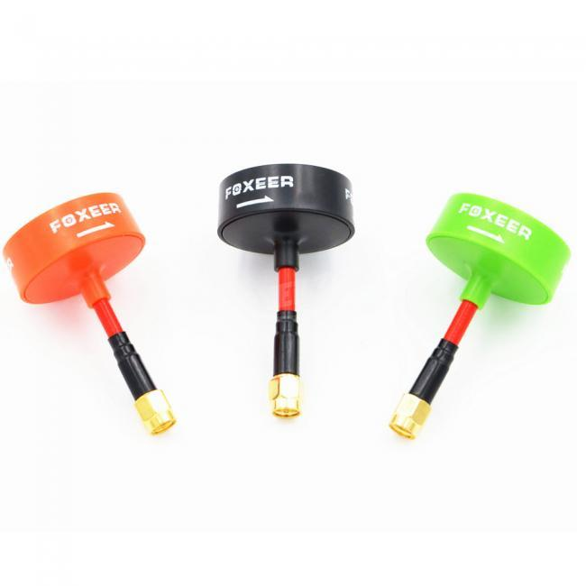 FOXEER 5.8G Circular Polarized Omni TX RX LHCP RHCP Antenna (Mini Version)