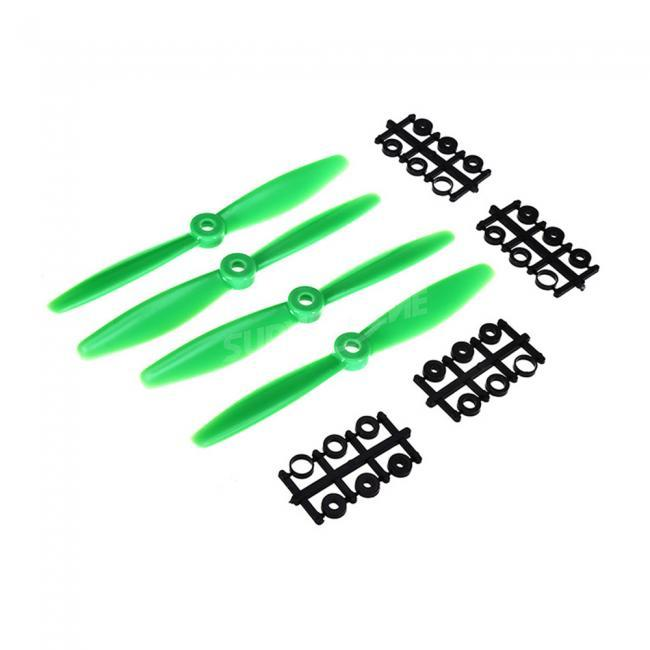 Gemfan 4 Pair 6040 CW/CCW Bullnose Props for FPV Racing