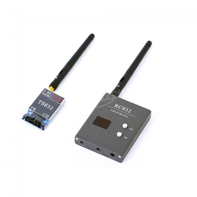 5.8G 600mW TS832 RC832 32CH FPV VTx VRx Combo