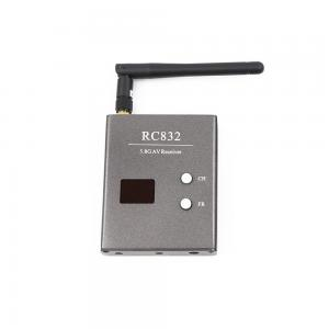 Boscam RC832 5.8G 32CH AV Wireless Receiver for FPV