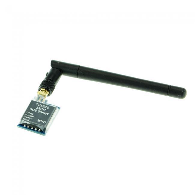 5.8G TS5825 32CH AV 25mW Transmitter