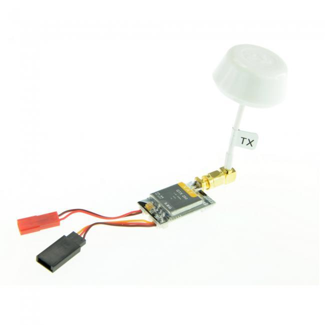 5.8G 32CH AV 250mW Mini Wireless Tx for Multirotor