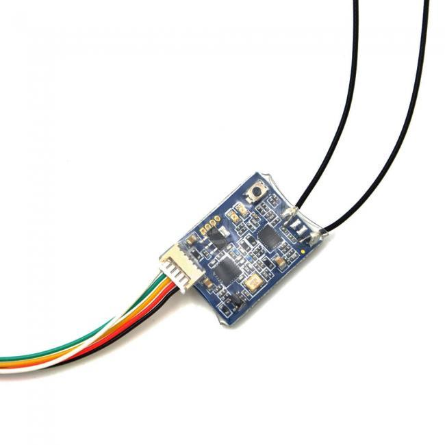FrSky XSR 2.4GHz 16CH ACCST Receive S-Bus CPPM Output support X9D X9E X9DP X12S X Series