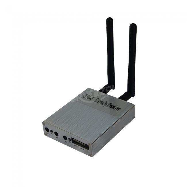 Boscam D58-2 DUO5800 5.8Ghz 32ch Wireless AV FPV Diversity Receiver