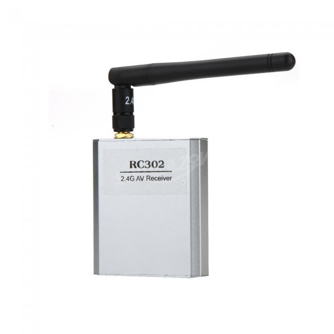 2.4G 8CH AV Wireless Receiver for FPV