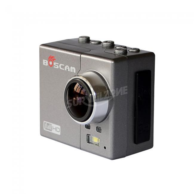 BOSCAM HD08A 1080P Full HD Video Piloting Sport Camera