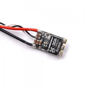 Hobbywing XRotor Micro BLHeli 30A 2-4S F396 ESC Support OneShot125 w/ Wires for FPV Drones