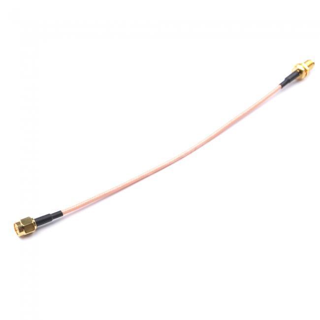 20cm SMA Plug to SMA Jack Cable