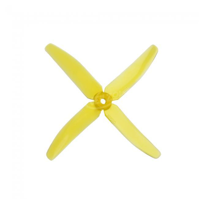 2 Pairs Quad-blades DALPROP Q5040 Crystal Color Props for Racing