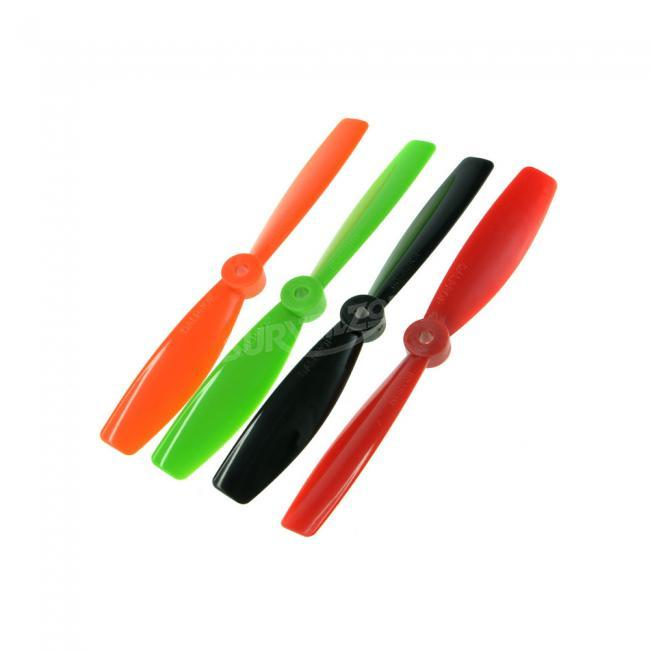 DAL 2 Pairs 6045BN CW/CCW Bullnose Props for FPV Racing