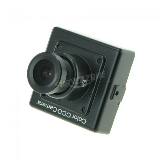 30x30mm Video Audio Sony Exview CCD Effio-E DSP 700TVL Camera 2.8mm Lens