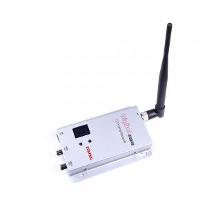 1.3Ghz 2CH Video Audio Wireless Receiver 1.258Ghz 1.280Ghz