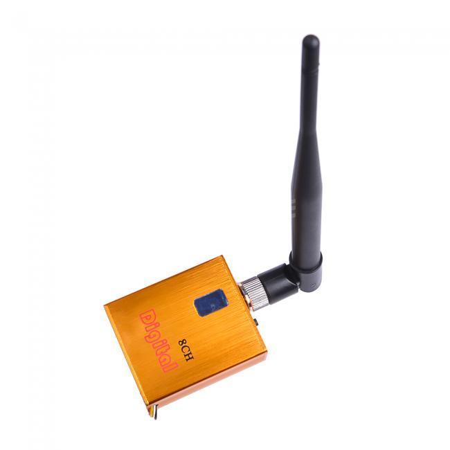 1.2G/1.3G 9CH AV 800mW VTx FPV